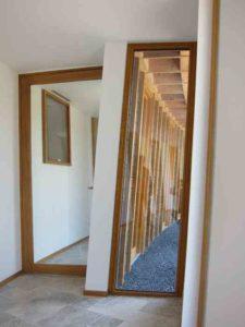 Construction ossature bois Samyn à Manneriehof