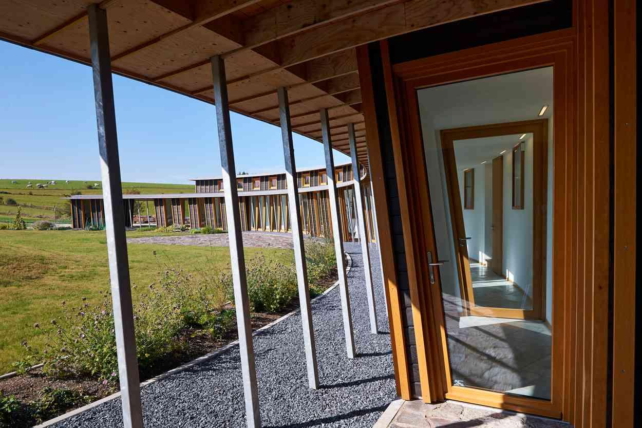Ossature bois – Manneriehof