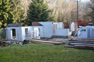Rénovation : Habitation basse énergie à Ferrières (Liège)