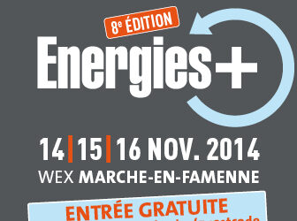 Des entrées gratuites au Salon Energies+ du 14 au 16 novembre 2014