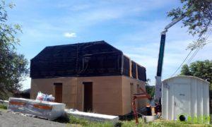 Maison à ossature bois Maisons Patze à Malmedy