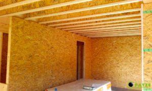 Maison en bois à Malmedy (Ligneuville) - Maisons Patze