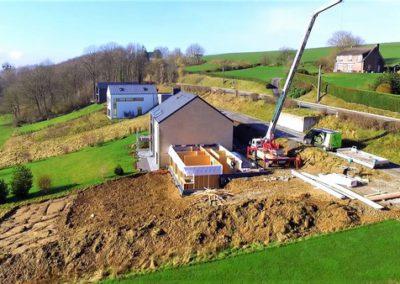 construction-maison-mitoyenne-sprimont-vue-aerienne